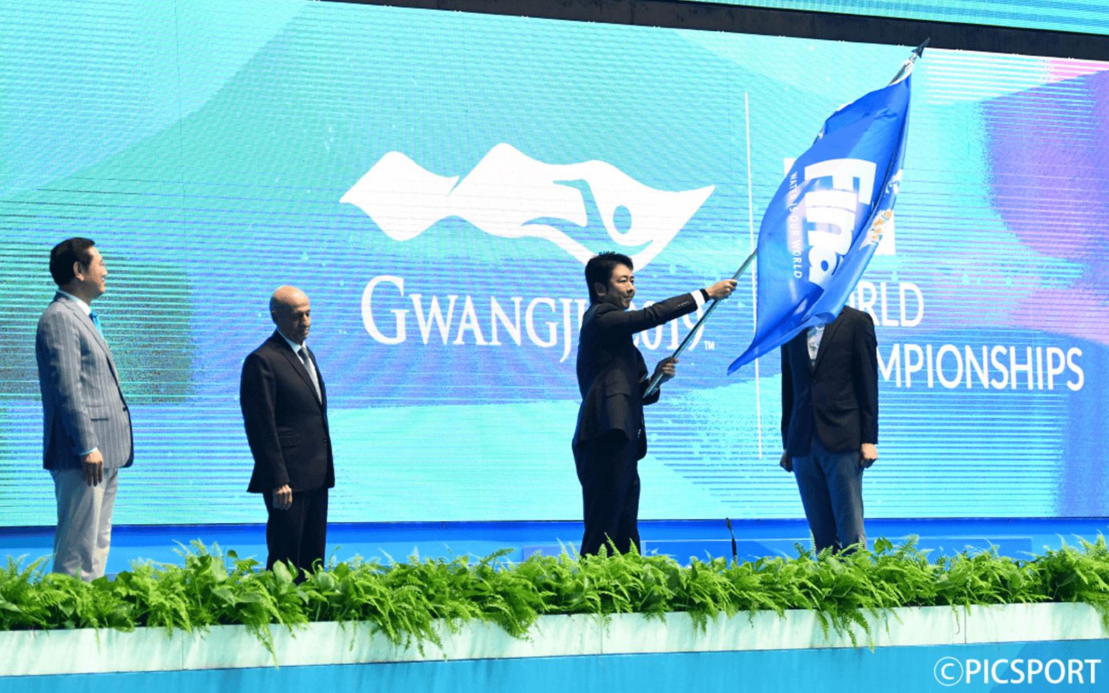 世界 水泳 2019 年 選手権 光州
