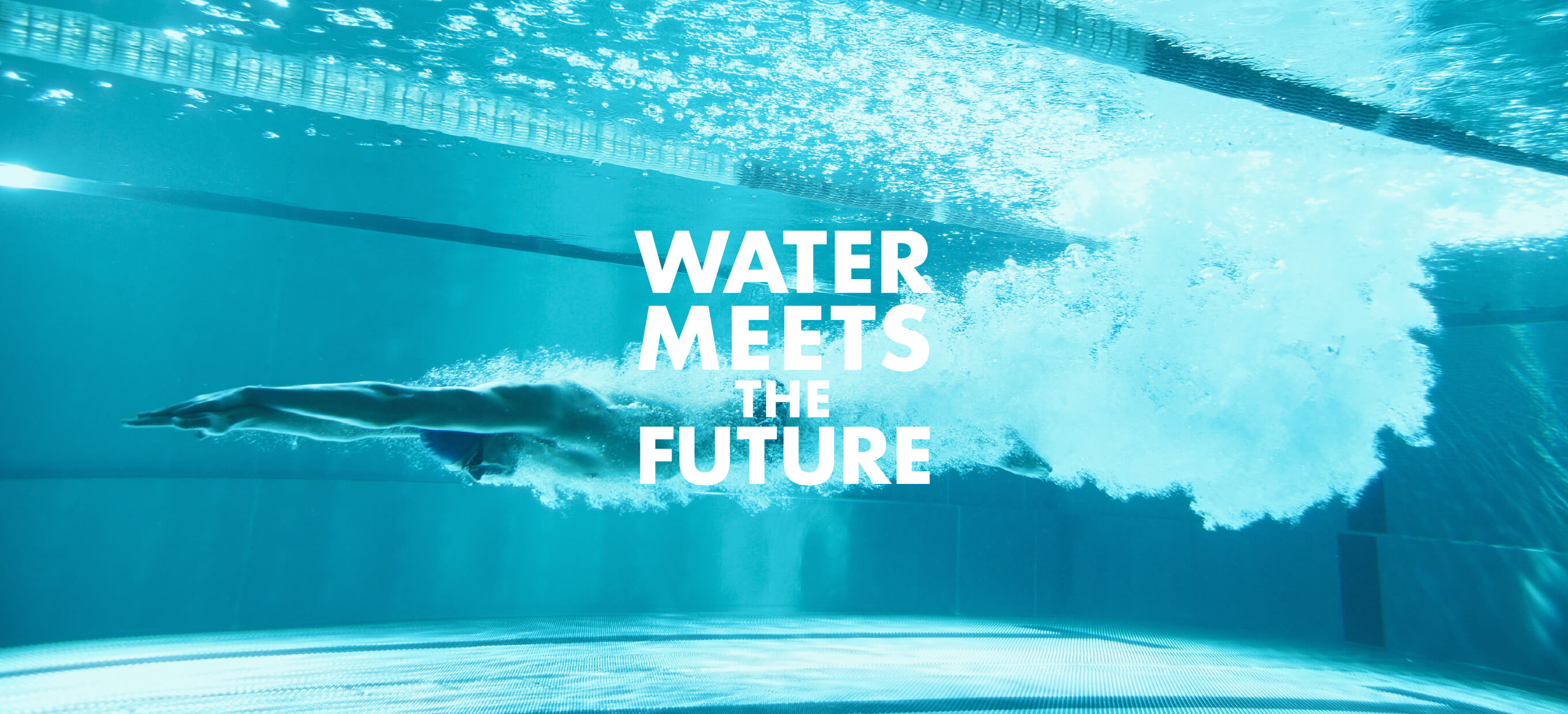 WATER MEETS THE FUTURES